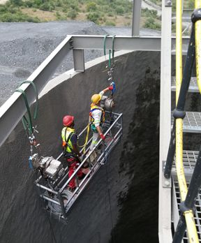 Concrete Solutions From SkyJacks Get The Job Done!